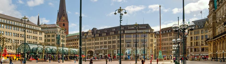 Hamburg – die maritime Metropole