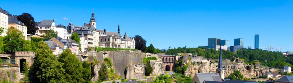 Luxemburg – Großherzogtum zwischen Alt und Neu