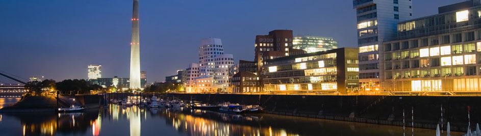 Düsseldorf – Rheinmetropole mit vielen Facetten