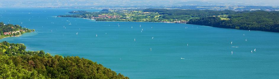 Der Bodensee – ein Natur- und Erholungsparadies zu jeder Jahreszeit