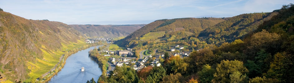 Koblenz – wo Rhein und Mosel sich treffen