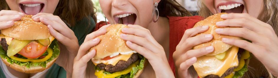 We're lovin' it: Deutschlands Burger