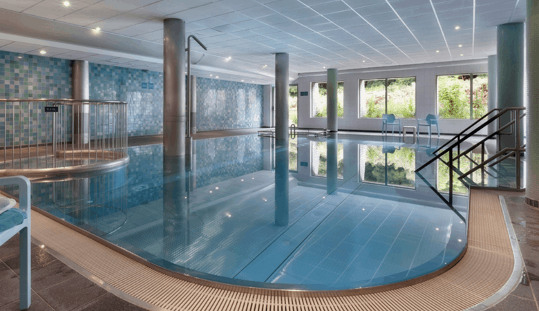 Wellnesshotels an der Nordsee - Grand Hotel Opduin