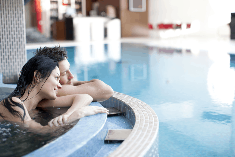 Wellness an der Nordsee