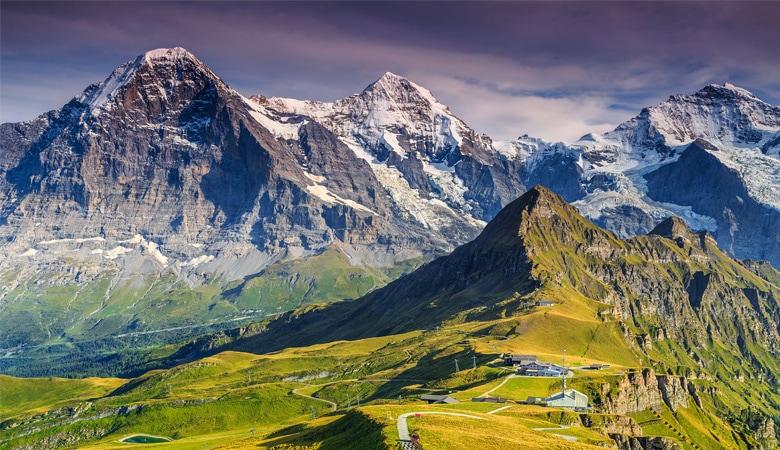 5_Fahrradrouten_Schweiz