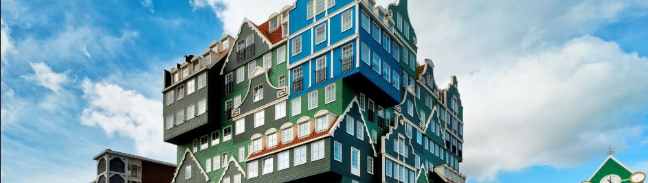 10 besondere Hotels in den Niederlanden