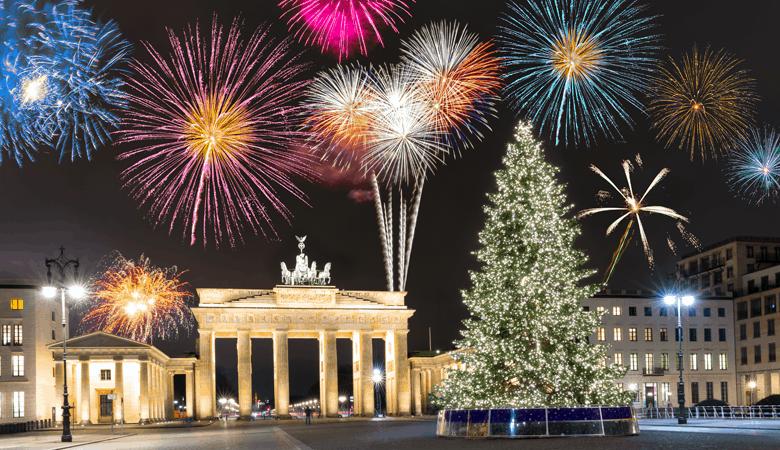 Silvester mit Kindern in Berlin