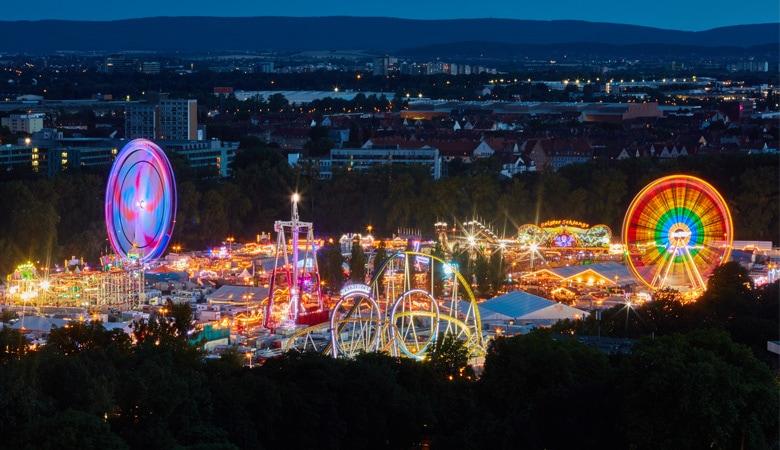 Fahrgeschäft_Schützenfest Hannover