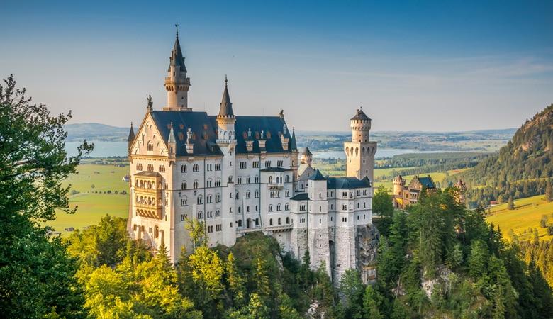Außenaufnahme_Schloss Neuschwanstein