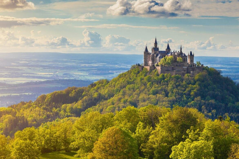 Schwäbische Alb Hohenzollern