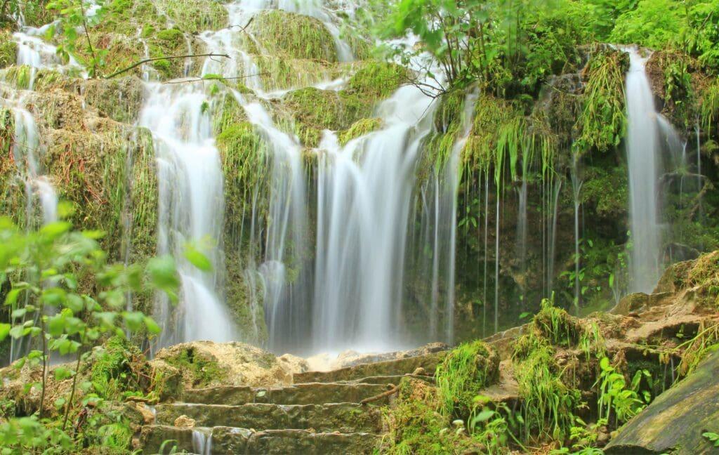 Schwäbische Alb Wasserfälle Bad Urach