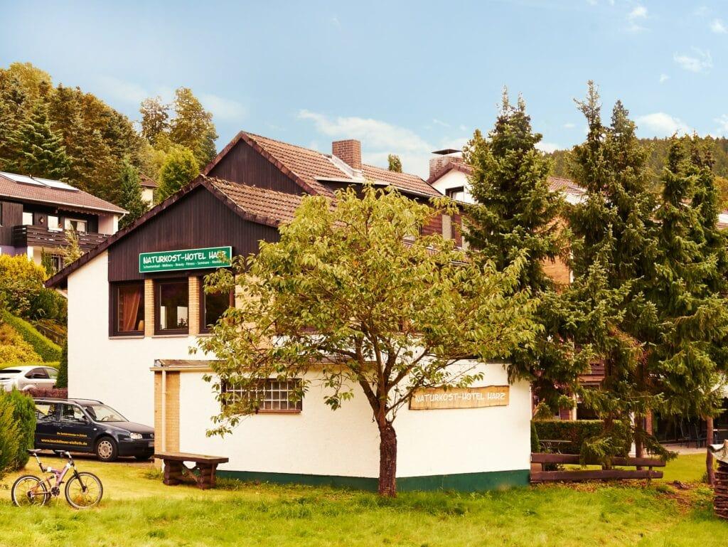 Vegane Hotels Naturkost Hotel Harz