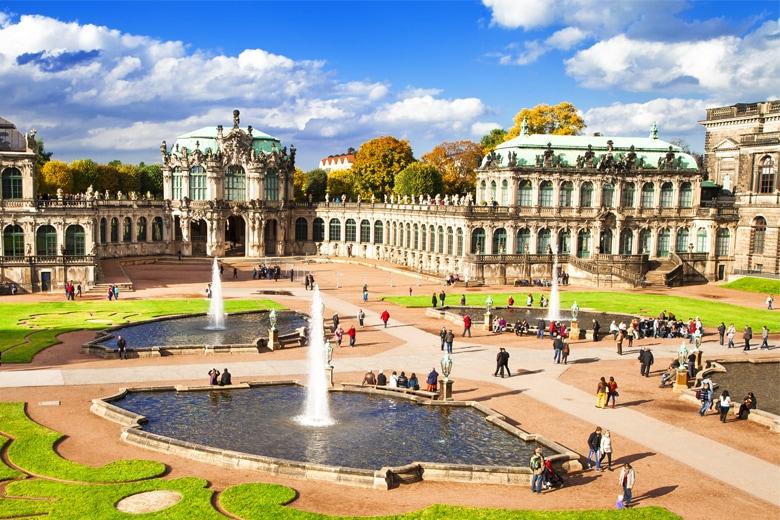 Elbflorenz Dresden Zwinger