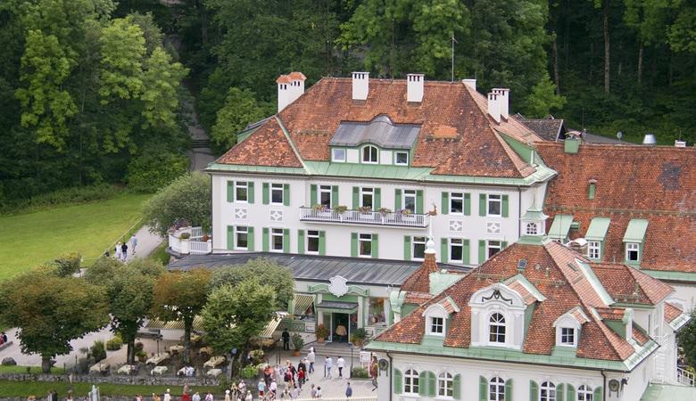 Schloss Neuschwanstein_Hotel Neuschwanstein