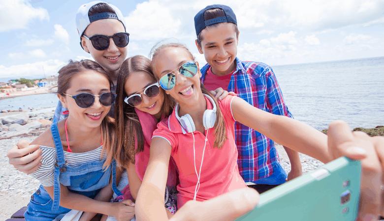 Was brauchen Teenager im Urlaub?