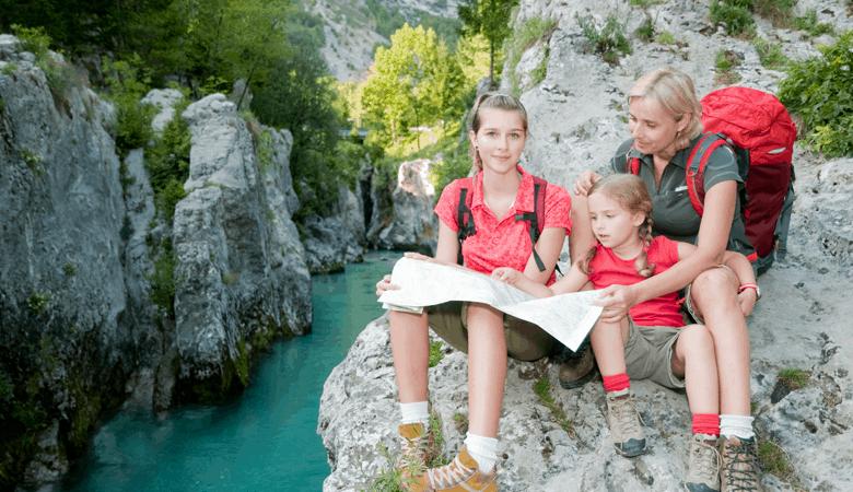 Wo macht man Urlaub mit Teenagern?