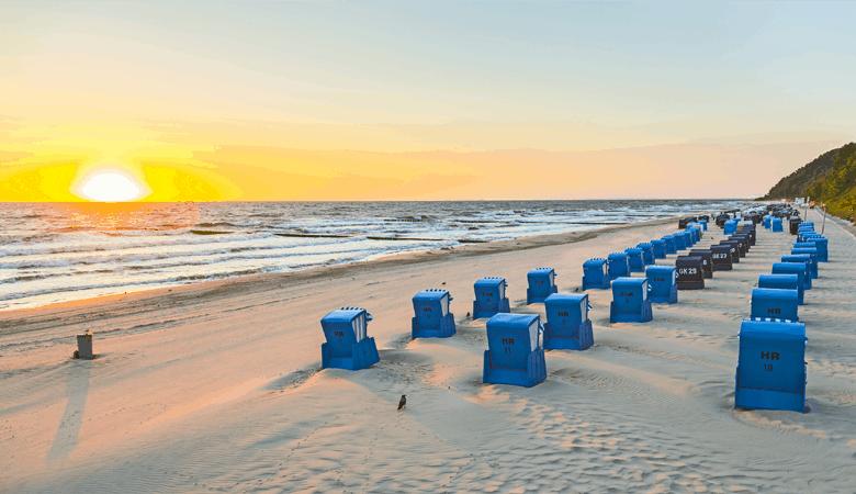 Urlaub an der Ostsee Deutschlands