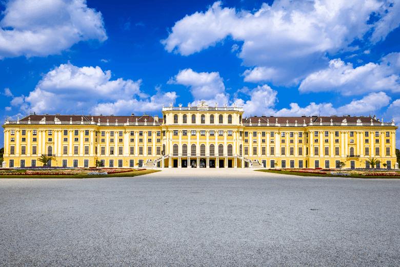 Essen in wien_Schloss Schönbrunn