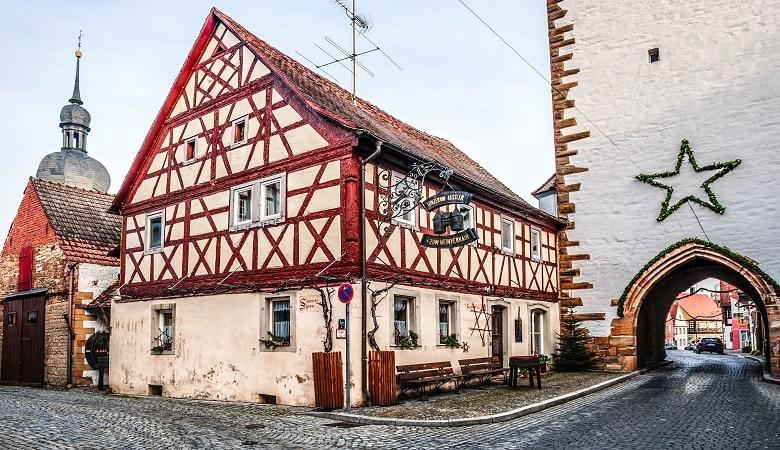 Altstadtweinfest in Prichsenstadt