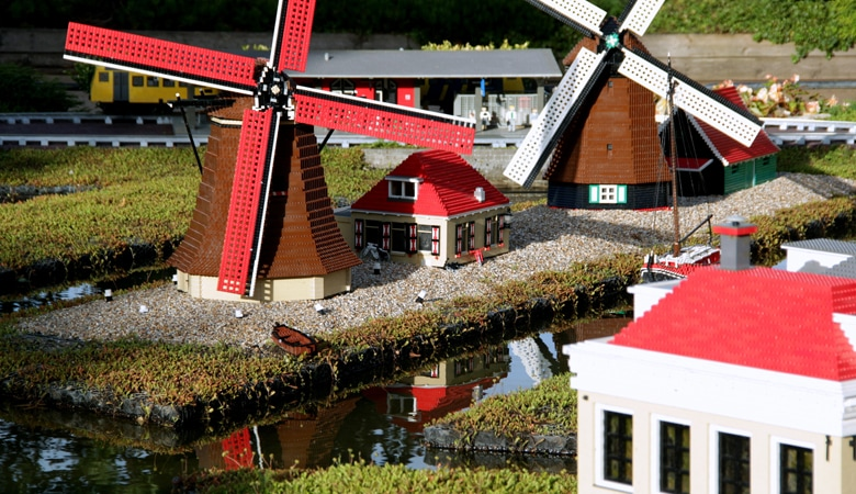 Dänemark Urlaub Legoland Billund
