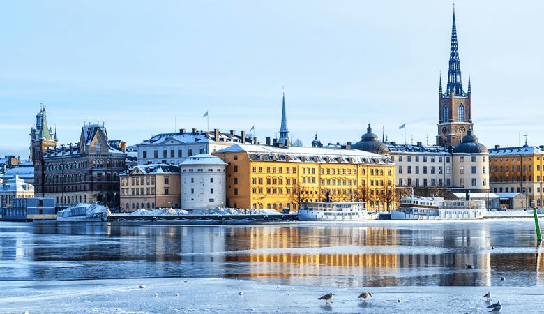 Silvester zu zweit Stockholm