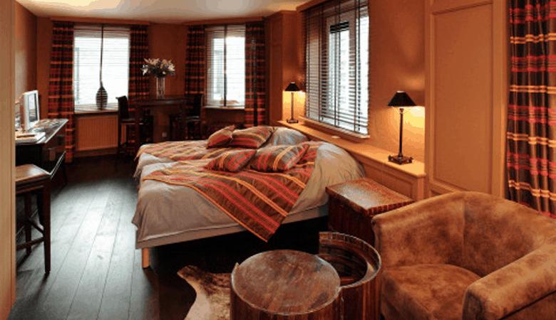Strandhotels Residentie de Laurier
