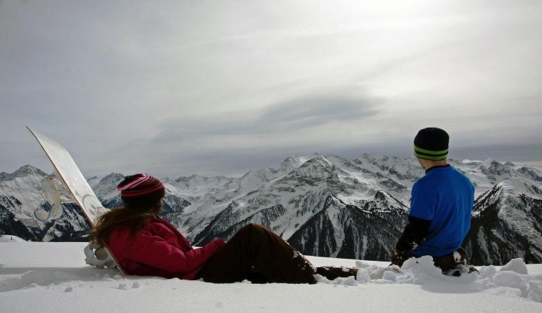 silvester zu zweit in den bergen