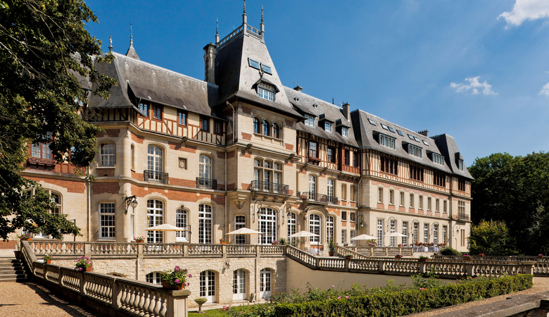 5.Wochenende zu zweit im romantischen Schlosshotel in Frankreich