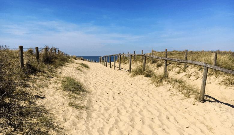 Romantischer Kurzurlaub - Küste Holland - Romantikurlaub