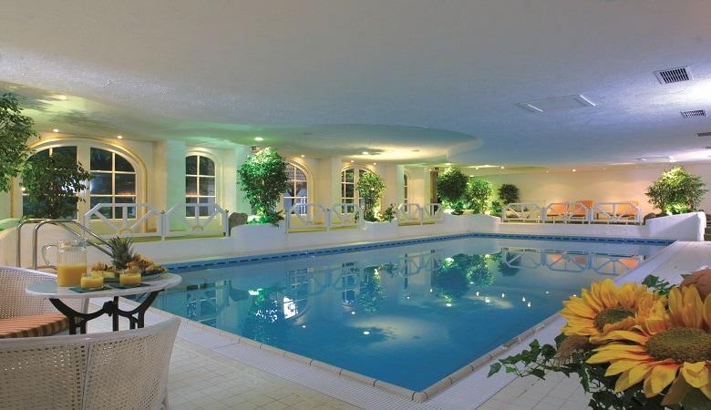 Luxus Deutschland Hotel mit Wellness
