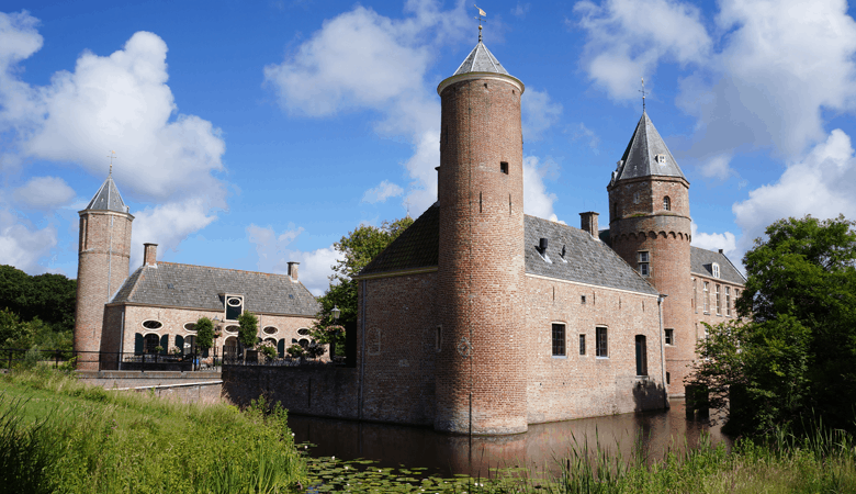 Schloss Westhove in Oostkapelle