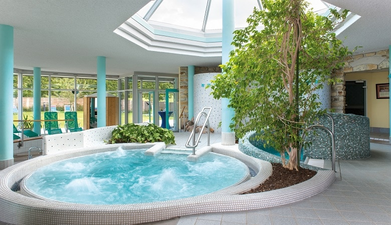 Luxushotel in Deutschland mit Wellness