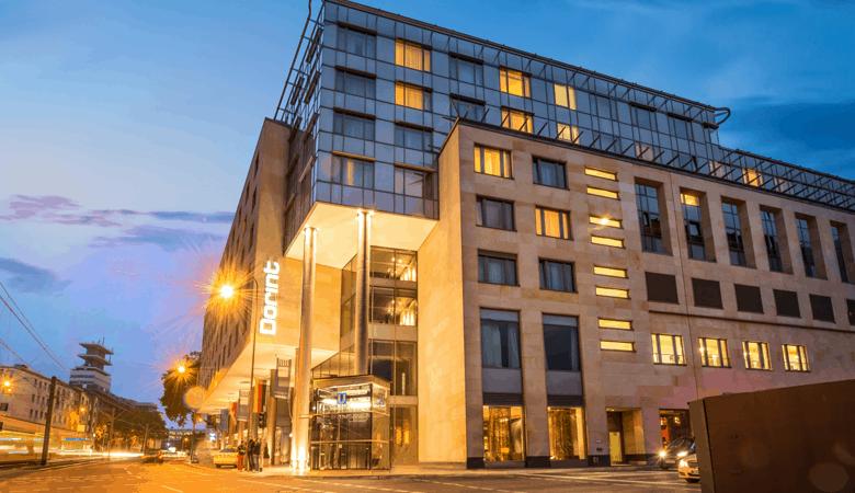 Luxushotel in Deutschland - Dorint Hotel am Heumarkt Köln
