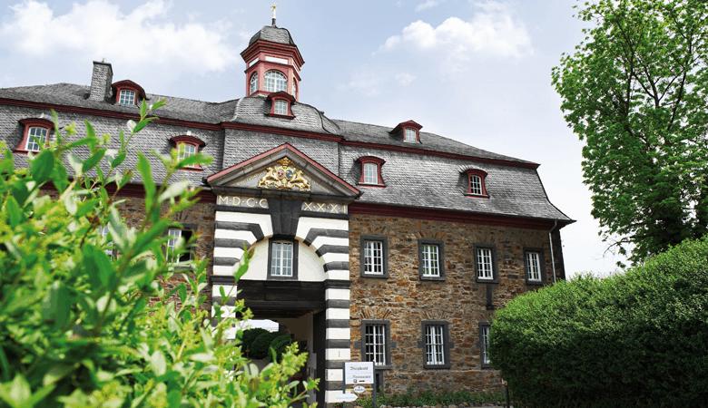 Luxushotel in Deutschland - Schloss Burgbohl