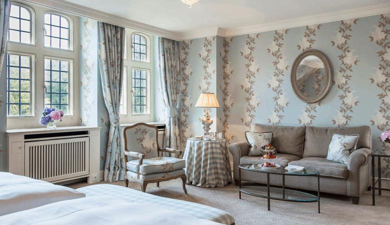 Luxushotel in Deutschland - Schlosshotel Kronberg