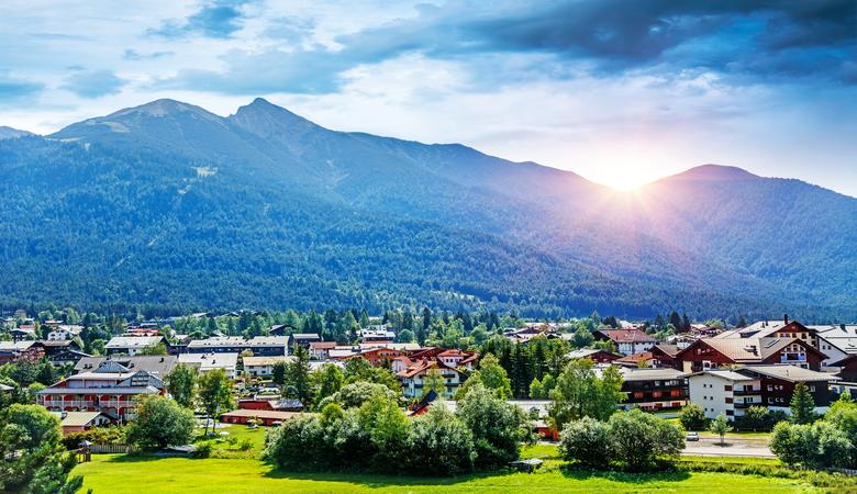 6.Romantischer Kurzurlaub in den Bergen