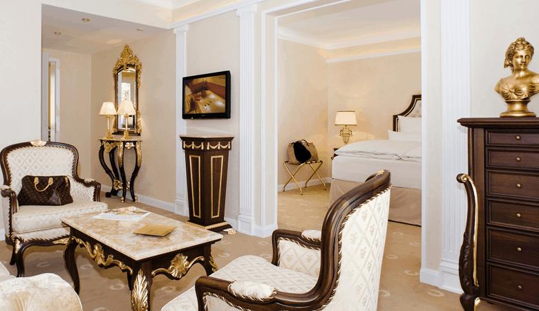 Luxushotel in Deutschland - Victor's Residenz-Hotel Schloss Berg