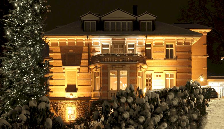 Luxushotel in Deutschland - Hotel-Restaurant Villa Hammerschmiede