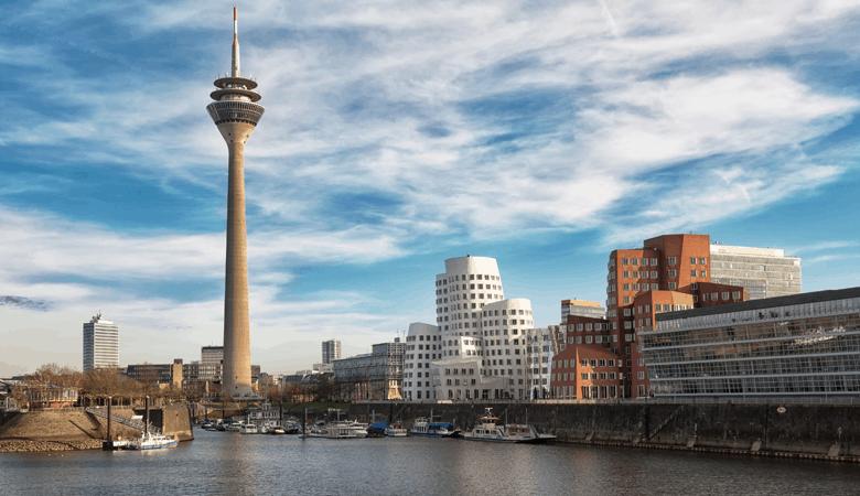 Ausflugsziele in NRW, Düsseldorf Sehenswürdigkeiten