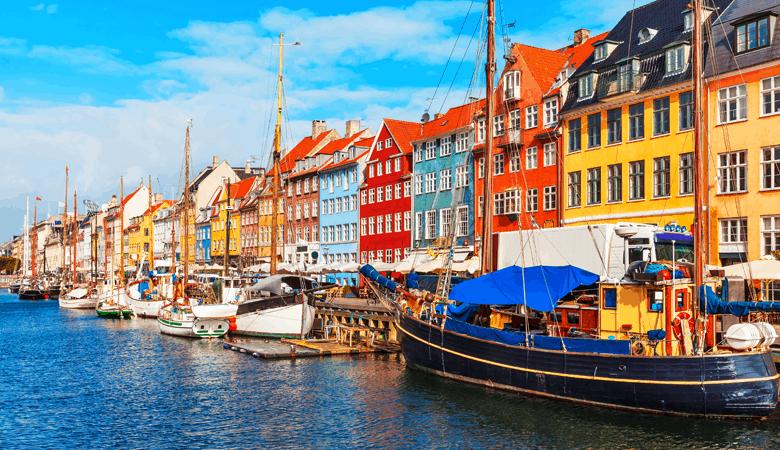 Kurzurlaub über Ostern - Kopenhagen