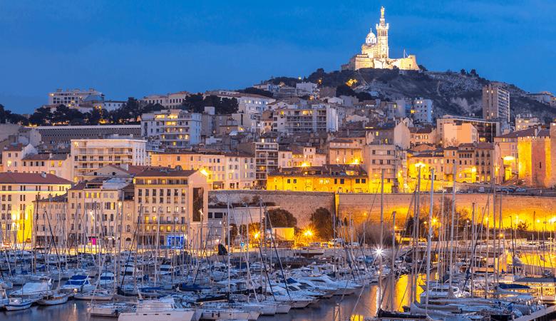 Kurzurlaub über Ostern - Marseille