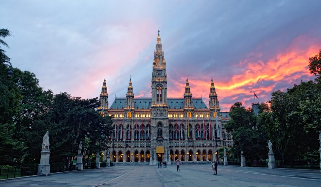 Osterferien in Wien