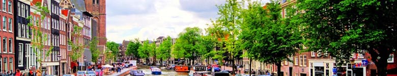 Strände in der Nähe von Amsterdam