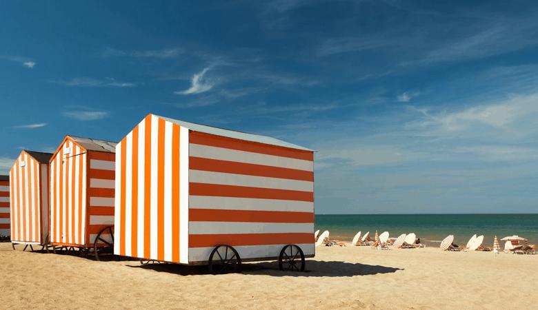 Mit der Küstentram die schönen Strände in Belgien entdecken