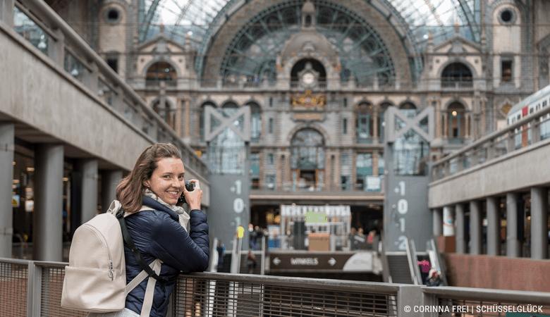 Reiseblogger 2018 Schüsselglück