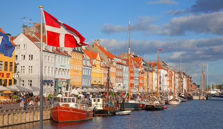 Christi Himmelfahrt: Kopenhagener Hafen