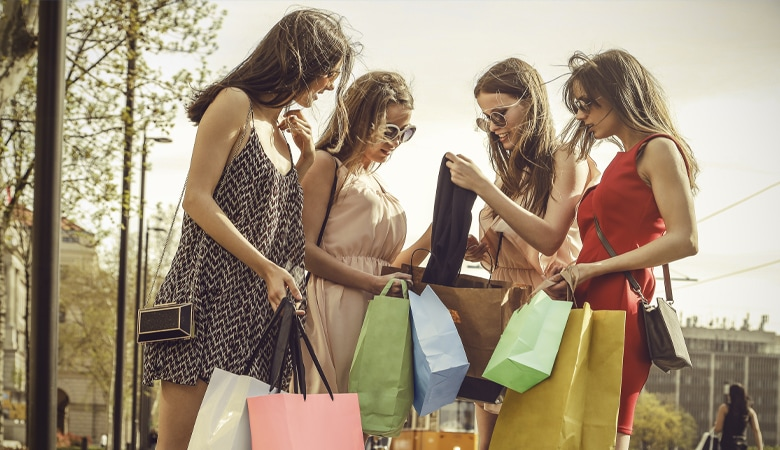 Christi Himmelfahrt: Mädelswochenende mit Shopping