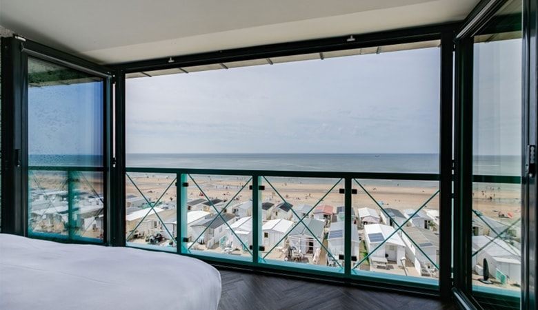 Strandurlaub Ole 8 Tolle Hotels Direkt Am Meer In Holland