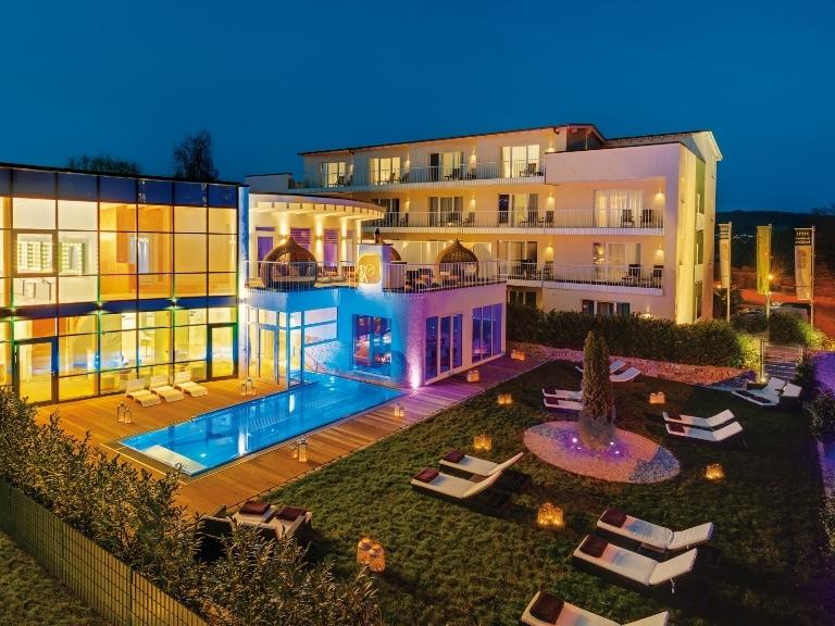Hotel mit Schwimmbad Deutschland