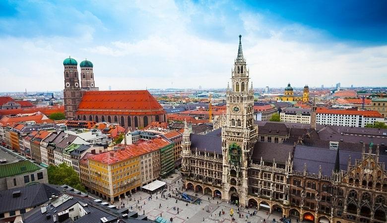 Städtereise im Juni nach München
